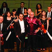 התזמורת הקאמרית קיבוצית נתניהסרנדה ורונדו
